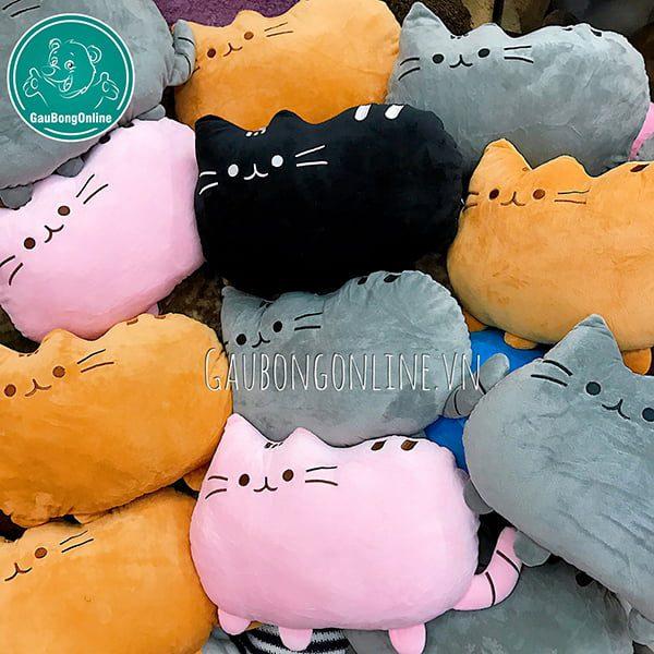 Gối Bông Mèo Pusheen