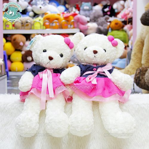 Gấu Bông Teddy Hải Quân