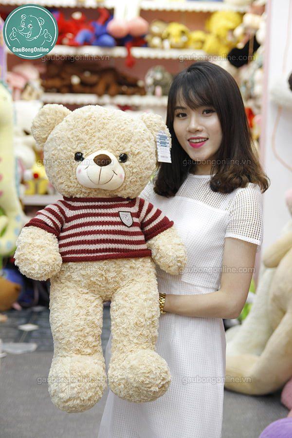 Gấu Bông Teddy Logo Baby