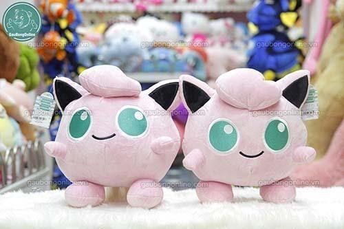 Pokémon hồng mắt to với màu hồng siêu xinh