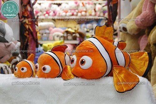 Cá bông Nemo sặc sỡ