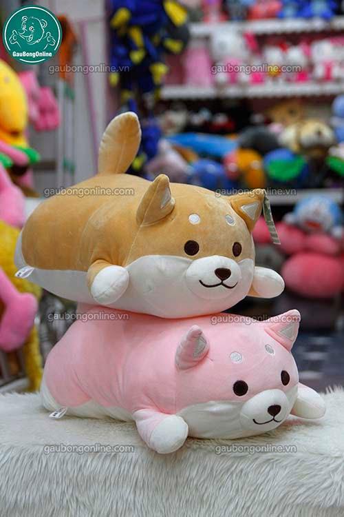 Chó Bông Shiba Mềm