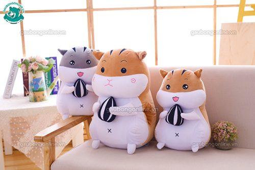 Chuột Bông Hamster Mềm