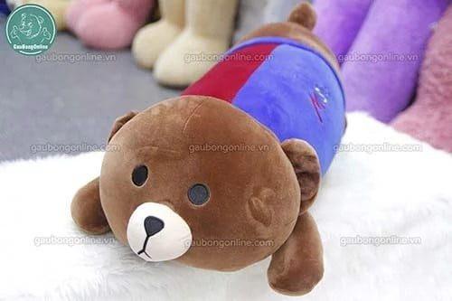 Gấu bông Brown nằm