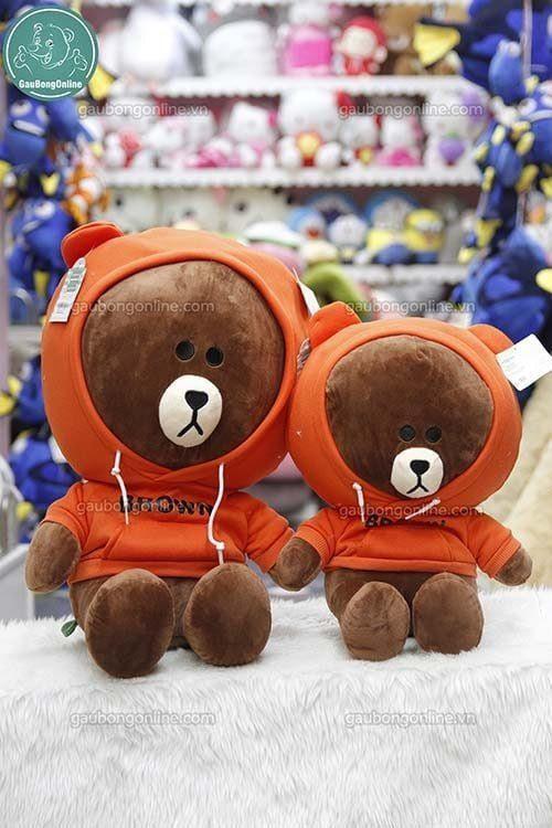 Gấu Brown tại gaubongonline.vn