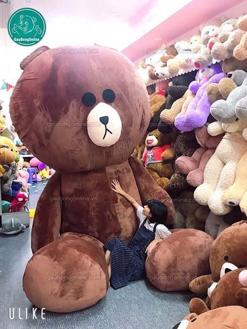 Gấu bông đại bự size 3,8m