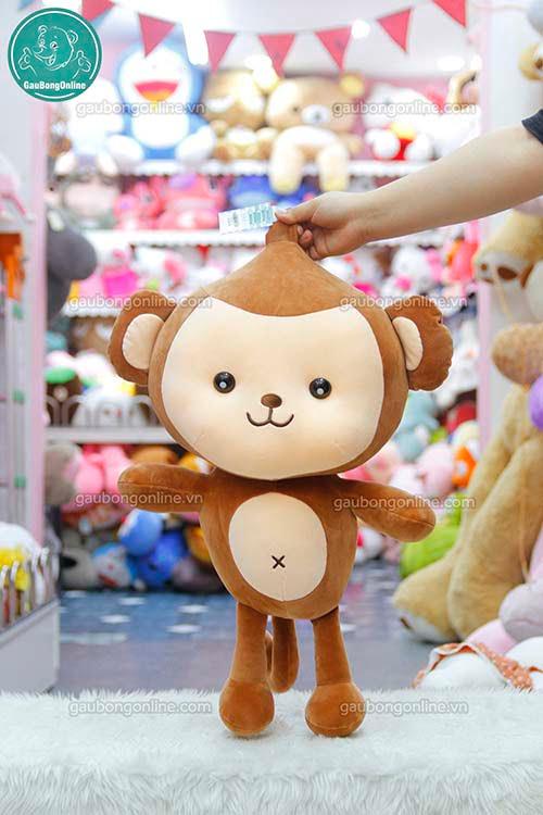 Khỉ Bông Đầu To