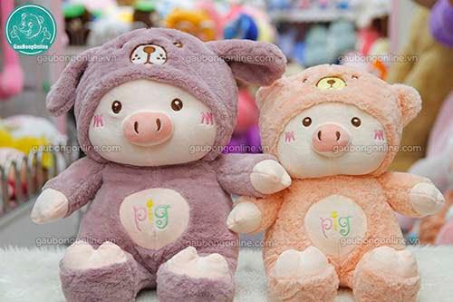 Lợn Bông Mũ Cosplay