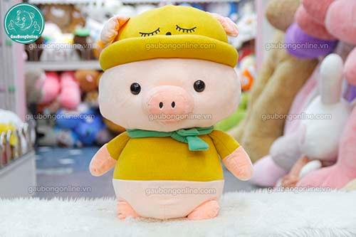 Lợn Mũ Khăn Bông