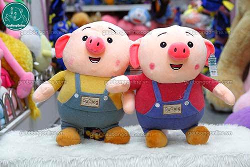 Lợn Tiktok Bông Đứng