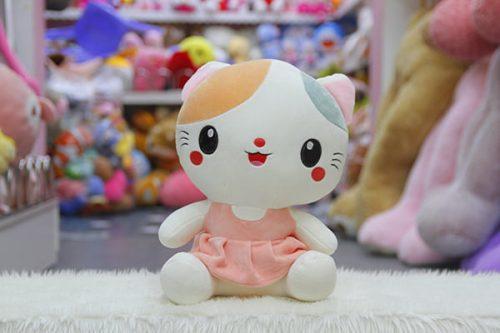 Mèo Bông Đôi