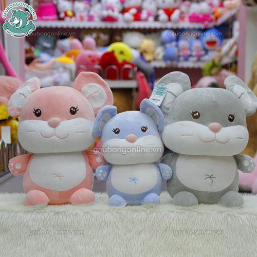 Chuột Bông Cosplay