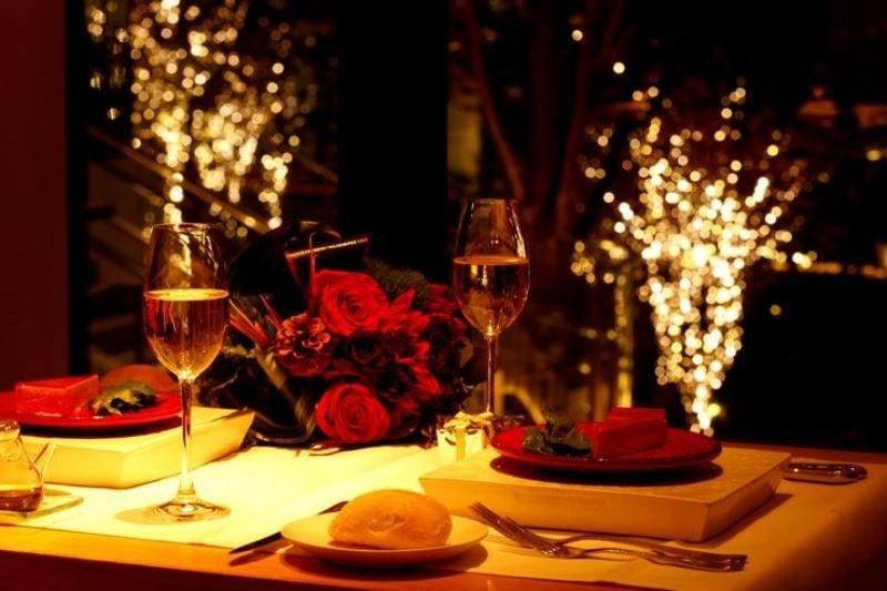 Bữa tối lãng mạn cho hai người