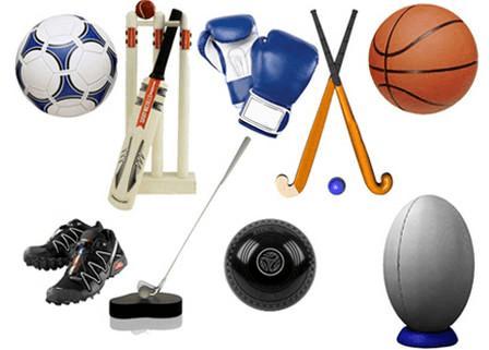 Dụng cụ thể thao