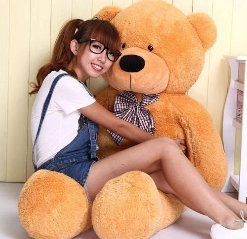 Gấu bông – quà sinh nhật không thể thiếu cho các cô gái