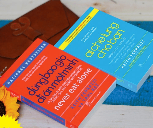 Tặng sách nhân ngày sinh nhật nàng