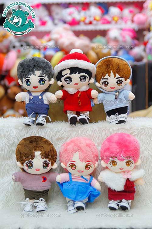 Gấu Bông Doll BT21