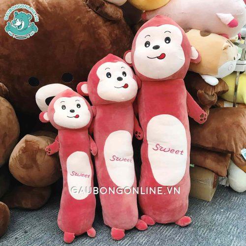 Gối Bông Khỉ