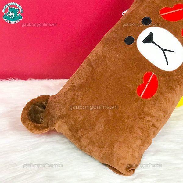 Gối Brown Chữ Nhật