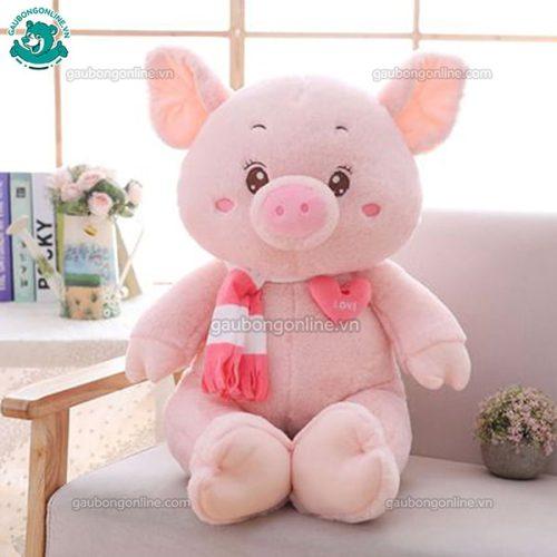 Lợn Bông Chân Dài
