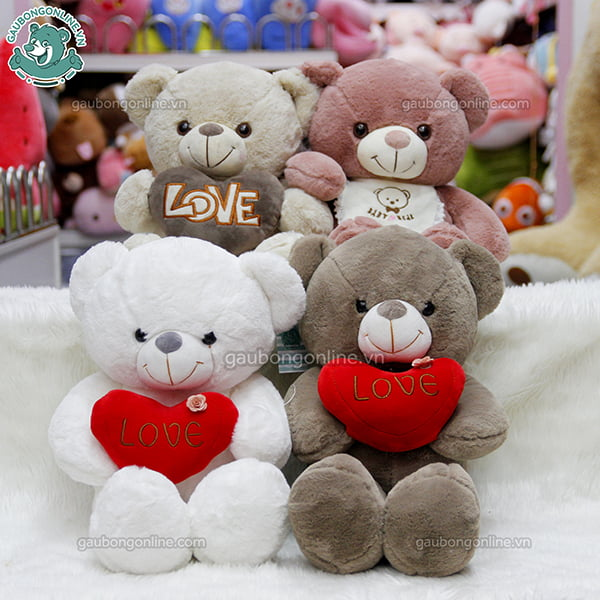 Gấu Bông Teddy Baby
