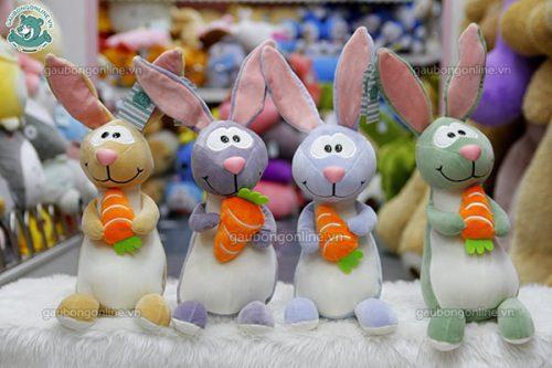 Thỏ Cà Rốt Bông