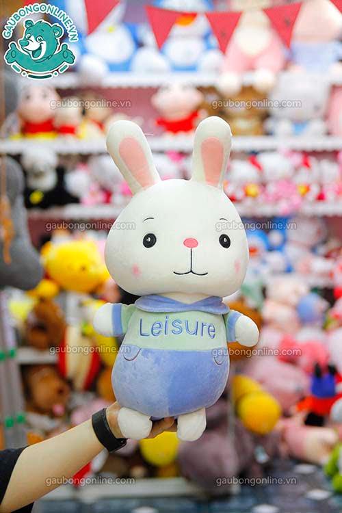 Thỏ Bông Màu Leisure