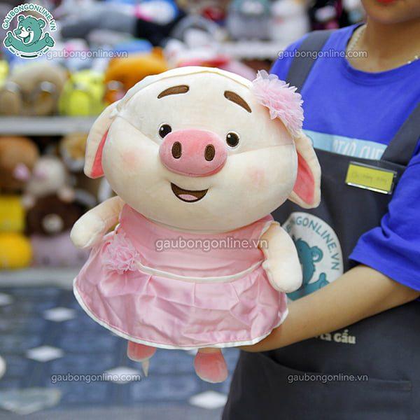 Lợn Tik Tok Bông Béo