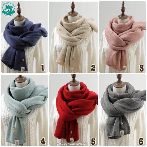 khăn len hàn quốc