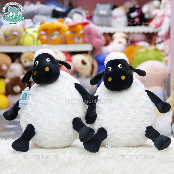 Cừu Bông Béo