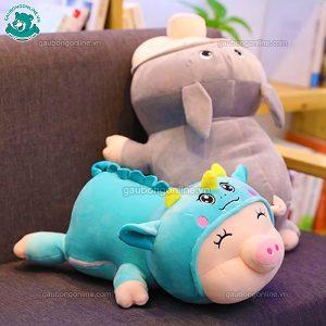 Lợn Bông Nằm Cosplay