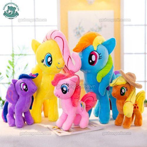 Ngựa Bông Pony