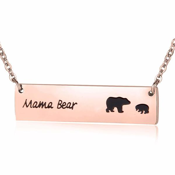 "Vòng cổ ""Mama bear"""