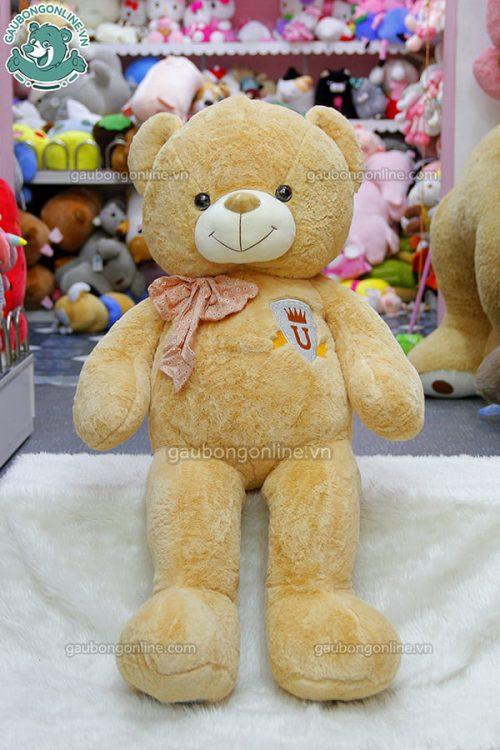 Gấu Bông Teddy Nơ Chân Love