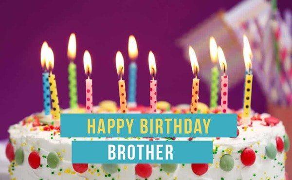 Lời chúc sinh nhật cực gần gũi cho anh trai