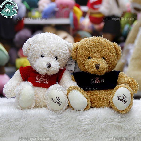 Gấu Bông Áo Teddy