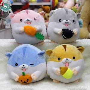 Gối Chăn Mềm Chuột Hamster