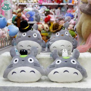Gối Chăn Mềm Totoro 3IN1