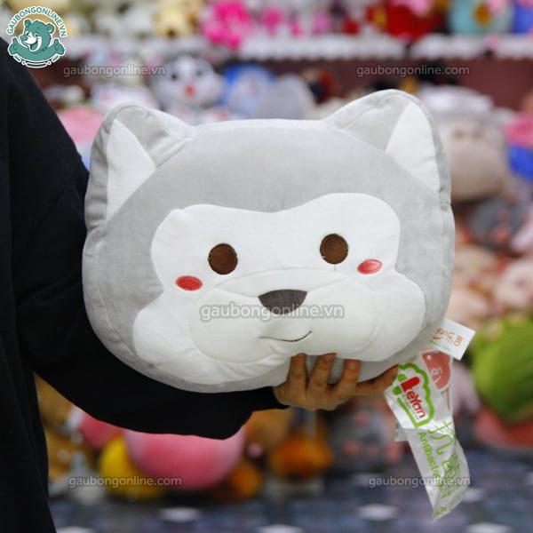 Gối Mềm Chó Bông