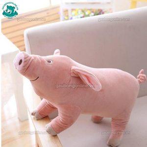 Lợn Bông Ikea Màu Hồng
