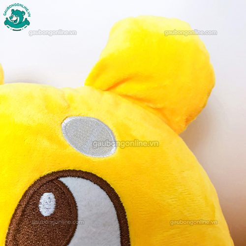 Gấu Bông QooBee Lông Nhung