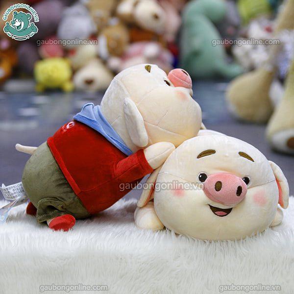 Lợn Bông TikTok Béo Nằm