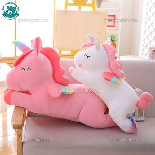 Kì Lân Unicorn Bông Nằm
