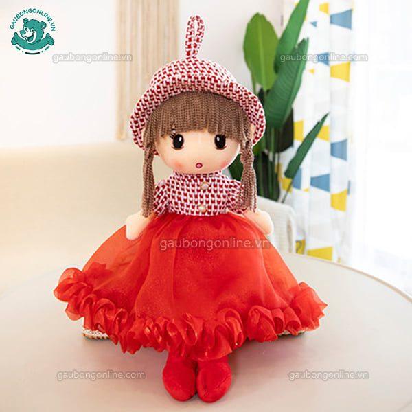Búp Bê Váy Xòe Bông