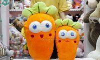 Cà Rốt Bông Mắt Lồi Cute