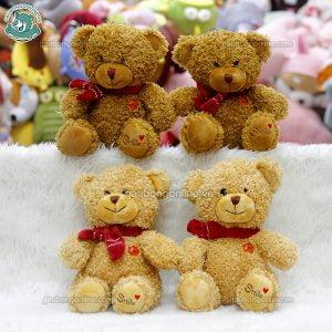 Gấu Khăn Bông