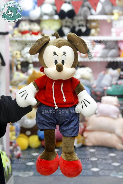 Chuột Mickey Bông Nhung