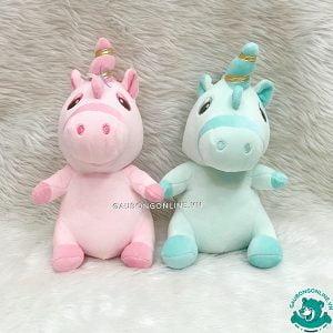 Ngựa Một Sừng Bông Nhỏ