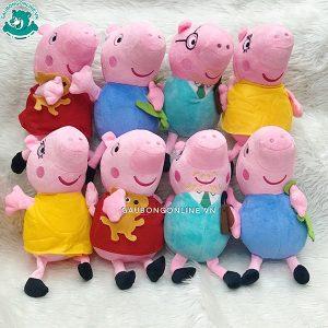 Lợn Bông Peppa Pig Nhỏ
