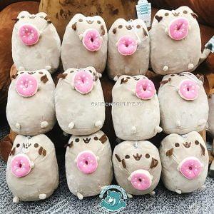 Mèo Bông Pusheen Bánh Nhỏ